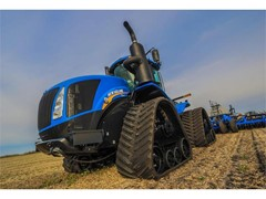 New Holland Introduces SmartTrax™ II Upgrades to T9 Series Tractor Models