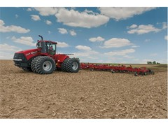 Case IH Steiger® 620 Tractor Sets New Performance Records for Fluid-efficient Horsepower and Maximum Pull in Nebraska Test Results