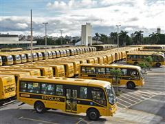 IVECO BUS delivers 628 buses to state schools in Minas Gerais, Brazil