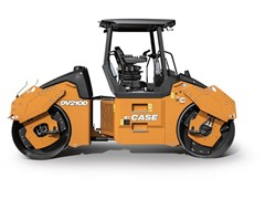 CASE Announces Tier 4 Final Double Drum Vibratory Asphalt Rollers