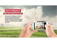 Fans Rally Round in 'STEYR Quest' Search Challenge