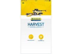 New Holland launches Harvest Excellence application to optimise combine efficiency