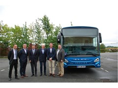 HEULIEZ BUS receives major order for its new range of electric citybuses