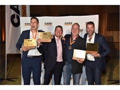 2017 CASE Rodeo International Final brings together the world's best construction machinery operators