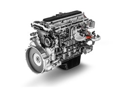 Specifically designed for heavy duty missions, FPT Industrial unveils New Cursor 13 Natural Gas Engine: 100% Natural