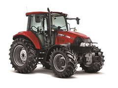 New heavy-duty Farmall U offers supreme comfort
