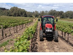 Case IH Farmall's complete package 'made for vineyards'