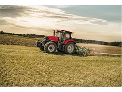 Test rates the Case IH Maxxum 145 Multicontroller the world's most fuel-efficient four-cylinder tractor for field work