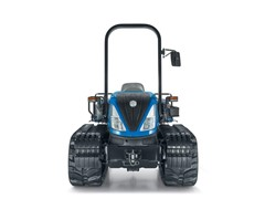 New Holland Agriculture Unveils New TK4 Series Crawler Tractors