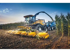 New Holland Agriculture Expands Forage Harvester Lineup with FR920 Forage Cruiser