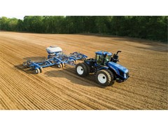 New Holland Adds T9.530 and T9.565 HP Track Units to Complete Full-Line Offering