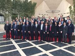 CNH工业公司在中意经贸合作论坛上发表主题演讲该论坛在北京举行