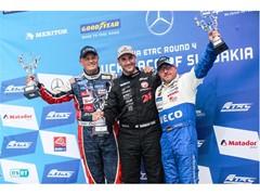 Команда Bullen of IVECO Magirus три раза оказалась в лидерах на Гран-при «Кольцо Словакии»