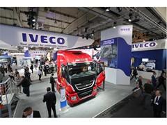 Новый Iveco Stralis TCO2 Champion получает два сертификата TÜV: -11,2% потребленного топлива за счет самого автомобиля и еще -10% благодаря услугам TCO2 Live