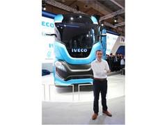 IVECO Z TRUCK: концептуальный грузовой автомобиль с нулевыми выбросами, предвосхищающий переход к экологически чистой энергии и автономным дальнемагистральным перевозкам