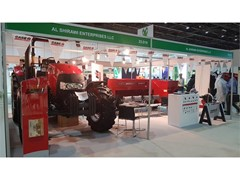 Case IH showcases its product offering at AgraME 2018 in Dubai