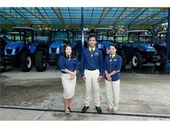 New Holland Agriculture hosts Advantage Training 2017 in South East Asia to help drive productivity gains across the region