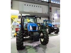 New Holland Agriculture Wins Multiple Awards at CIAME 2015