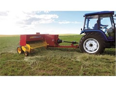 """New Holland Agriculture Wins """"National Agricultural Machinery Consumer Satisfying Brand"""" Award in China"""