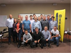 Компания CNH Industrial провела семинар для дилеров New Holland