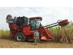 Case IH marks first customer handover in Myanmar