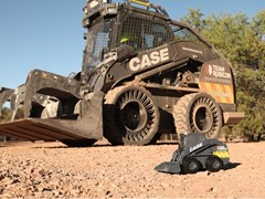 "CASE Debuts Die Cast Model of the CASE/Team Rubicon SV340 Skid Steer Loader ""The Beast""; Portion of Proceeds from Sales will Benefit Team Rubicon"
