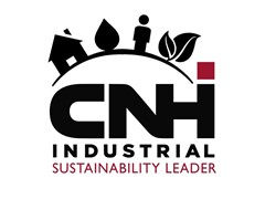 CNH Industrial named as Industry Leader in the Dow Jones Sustainability Indices for the ninth consecutive year