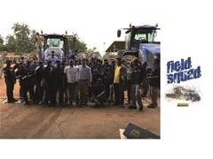 New Holland Field Squad in Côte d'Ivoire