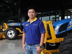 Dealers make New Holland Agriculture a dear friend to Thai farmers