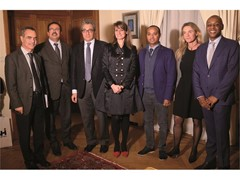 New Holland presents the results of the water management project sponsorsship  in Tunisia