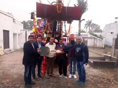First Case IH Sugarcane Harvester delivered in Uttar Pradesh