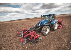 New Holland Agriculture extends acclaimed T6 tractor range with the new 6-cylinder T6.180 Auto Command™, T6.180 Dynamic Command™ and T6.160 Electro Command™ models