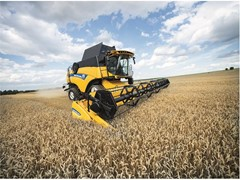 New Holland introduces new features on CX combine range
