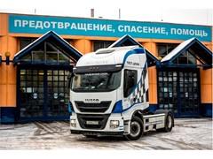 IVECO поддерживает безопасность на дорогах и проводит тренинги совместно с аварийно-спасательным отрядом №6 города Москвы