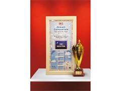 CNH Industrial India named amongst the 'Dream companies to work for' at Human Resource Development Congress