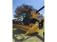New Holland presents new products for South Africa at Nampo Harvest Day 2019