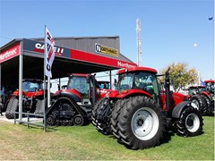 Case IH and South Africa distributor NORTHMEC highlight latest farm equipment and technologies at NAMPO 2019