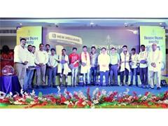 New Holland Agriculture hosts Mega Customer Meet at Jabalpur