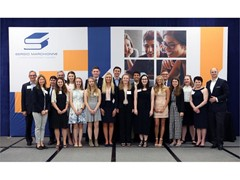 CNH Industrial Honors Sergio Marchionne Student Achievement Awards Winners for North America
