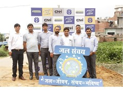 CNH Industrial India commits to improving water conservation in communities near its Greater Noida plant