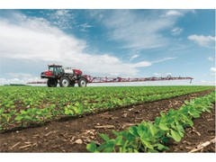 New Automatic Boom Height Control Feature Available on Case IH Patriot and Trident Sprayers