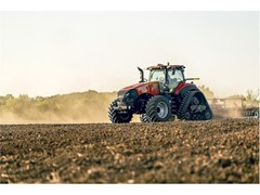 Case IH Launches AFS Connect Magnum 400 Tractor