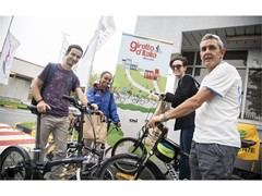 CNH Industrial still riding high for the Giretto d'Italia