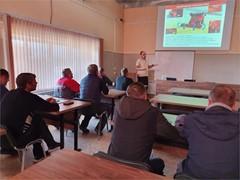 Одиннадцать новых роторных комбайнов Case IH 6140 поддержали уборочную кампанию в Амурской области