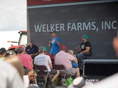 Case IH, Welker Farms Team Up to Inspire Next-generation Producers