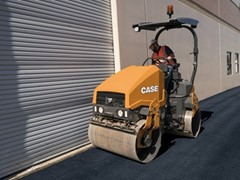 CASE Announces New E Series Compact Vibratory Rollers