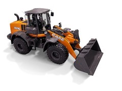CASE Previews New Technology Enhancements for G Series Wheel Loaders
