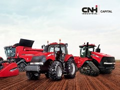 Case IH launches subsidized leasing programs on self-propelled machinery to support Russian farmers