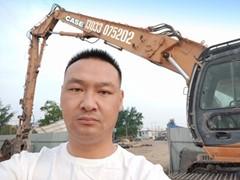 """长臂下的""""拆楼大王"""" - 专访凯斯CX360 拆楼机用户陈勇"""