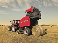 Case IH balers boast some impressive new features for 2020